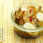 山药鸽子汤(荤菜菜谱)