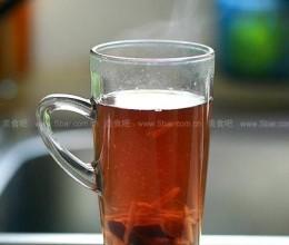 红枣姜丝茶