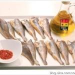自制酥炸小黄花鱼(海鲜菜谱)