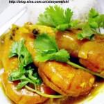 咖喱大虾(海鲜菜谱)