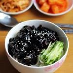 韓式炸醬面VS快手泡菜(韓國菜譜)