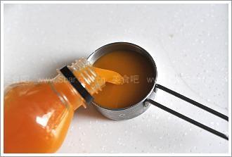 香橙冻芝士