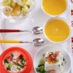 西兰花培根蛋(早餐菜谱)