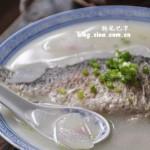 鲫鱼萝卜汤(暖身汤水菜谱)