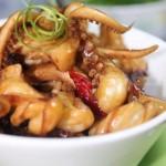 酱爆鱿鱼须(海鲜菜谱)