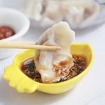 芹菜牛肉饺子(早餐菜谱)