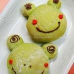 小青蛙菠菜面包(早餐菜谱)