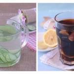 清香黄瓜茶*柠檬可乐生姜茶(暖胃驱寒的冬季热饮菜谱)