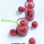 自制山楂果酱(酱料菜谱)