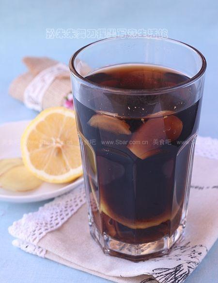 清香黄瓜茶*柠檬可乐生姜茶