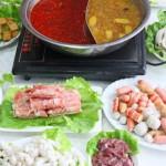 鴛鴦火鍋(火鍋菜譜)