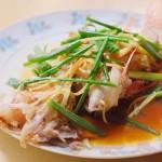 清蒸须斑(海鲜菜谱)