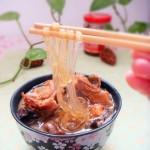 小鸡炖蘑菇粉条(东北菜菜谱)