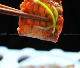 麻辣酱蒸带鱼