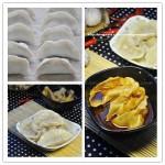 白菜饺子(早餐菜谱)