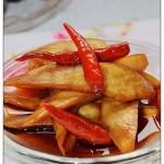 风味萝卜皮(凉菜菜谱)