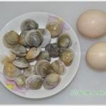 文蛤蒸蛋(健康蒸菜菜谱)