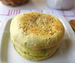 茯苓油酥饼