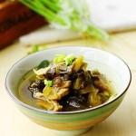 酸菜牛肉(荤菜菜谱-统一老坛酸菜牛肉面的主料)