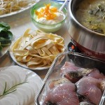 酸菜魚火鍋(火鍋菜譜)