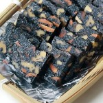 核桃桂圆芝麻红枣阿胶膏(家庭食疗菜谱)
