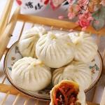 胡萝卜羊肉包子(早餐菜谱)