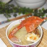 海蟹冬瓜煲(海鮮菜譜)