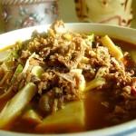 家常暖锅菜(荤素搭配菜谱)