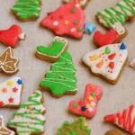 自制圣诞姜饼(圣诞菜谱)