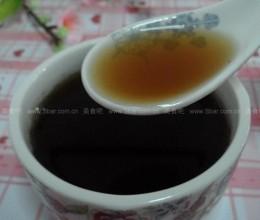 生姜红枣桂皮柿饼汁