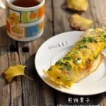 鸡蛋煎饼果子(10分钟早餐菜谱)
