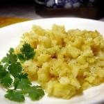 炒洋芋疙瘩(3分钟暖调早餐菜谱)