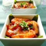 干烧鲜虾(海鲜菜谱)