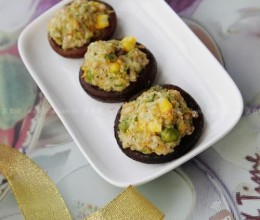 香菇蔬菜羹