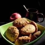 自制蜂蜜杂粮酥饼(零食菜谱)
