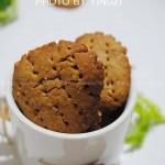 自制红糖全麦饼干(零食菜谱)