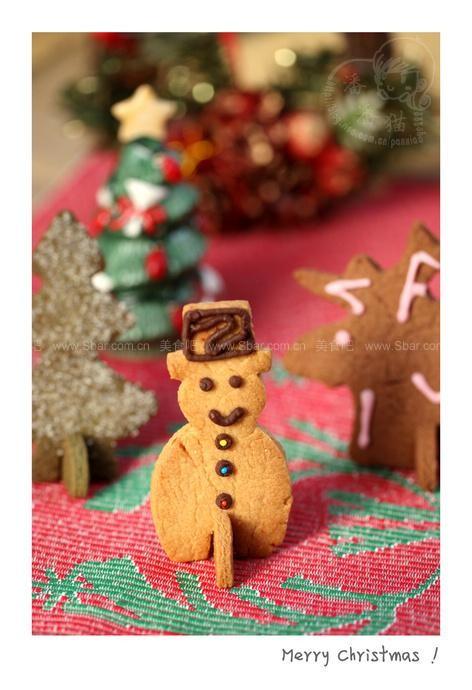 自制圣诞饼干