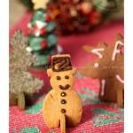 自制圣诞饼干(圣诞菜谱)