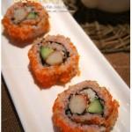 蟹肉寿司(早餐菜谱)