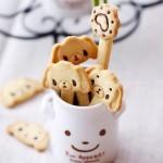 自制卡通饼干(零食菜谱)