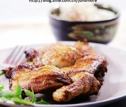 蜜汁香料烤鸡
