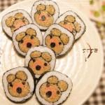 小熊寿司(早餐菜谱)