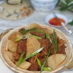 牛腩蘿卜(葷菜菜譜)