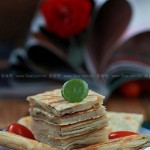 把葱油饼打造成速冻食品(早餐菜谱)