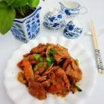 酱烧螃蟹(海鲜菜谱)