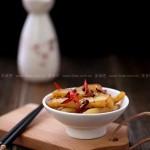 干煸土豆(素菜菜谱)