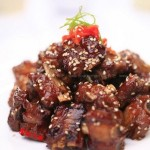 糖醋小排(经典下饭荤菜菜谱)