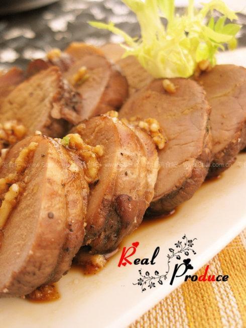 烤猪里脊肉