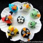 憤怒的小鳥蒸餃(早餐菜譜)