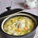 猪肉大葱馄饨(早餐菜谱)